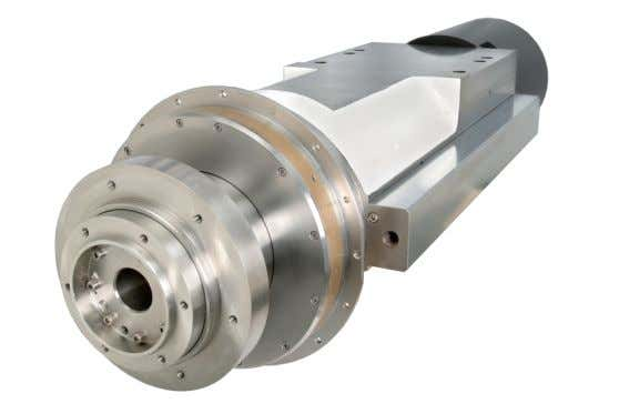 16: Large grinding spindle for semiconductor wafer grinding Weight (approx): 161kg (355 lbs) Dimensions (approx. Ø