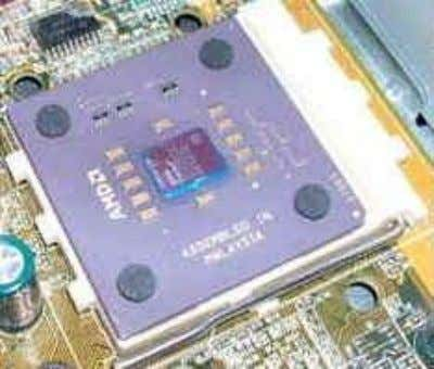 Socket A (Socket 462) Socket A Processor for Socket A