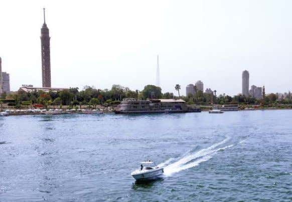 and the negotiations took se- ven years to complete. 5 7 The Nile river, Cairo projects