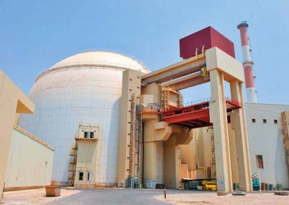 in terms of nuclear energy development in the Middle East. First unit of the Bushehr NPP,