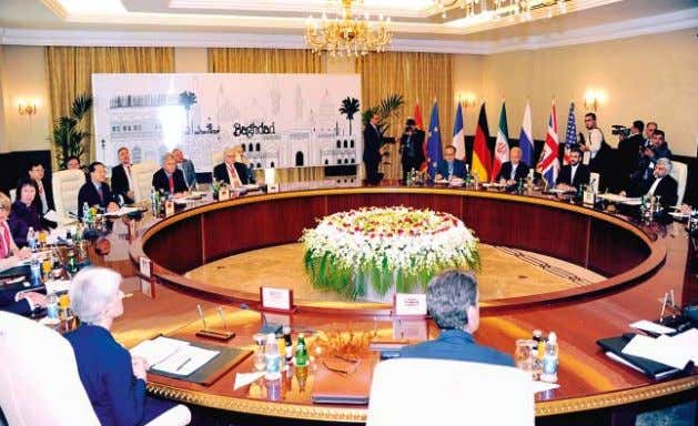 governments signed an agreement on cooperation in the Another round of nuclear talks between Tehran and
