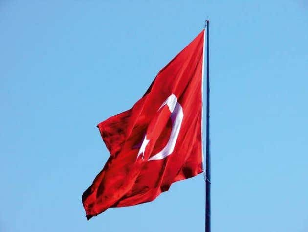 impact on the UAE's nuclear energy program. Outlook The National flag of the Republic of Turkey
