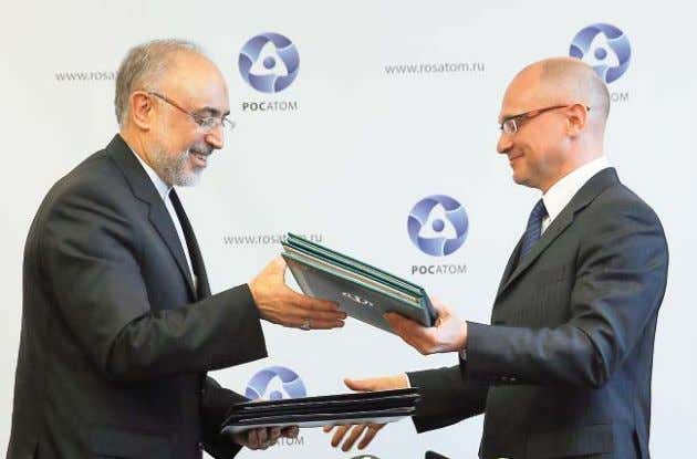 NPP pro- jects in the pipeline. Several of the region's Ali Akbar Salehi, Vice President of