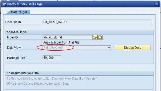 New with SAP NetWeaver BW 7.30 and BW Accelerator 7.20? Target In the definition of the