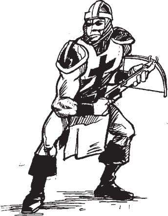 also deliver a solid blow with their double edged weapons. Archer These warriors use their skill