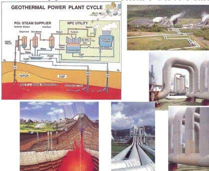 Philippine Geothermal Power Plants