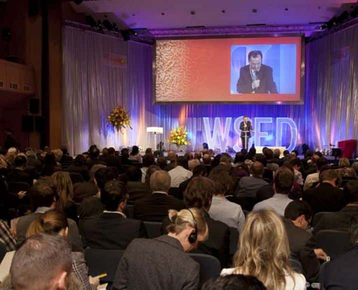 The World Sustainable Energy Days are one of the largest annual conferences in this field