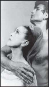 left Denishawn and began teaching dance at the Eastman Martha Graham, the first dancer to perform