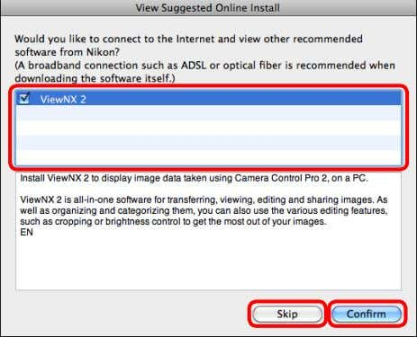 ( ) to proceed without checking for additional software. 4 Click OK and remove the installer