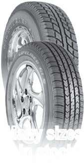 Dr. You'll Be Ready With New Tires From Big Ben's! Cooper Discoverer ATR Cooper Lifeliner GLS