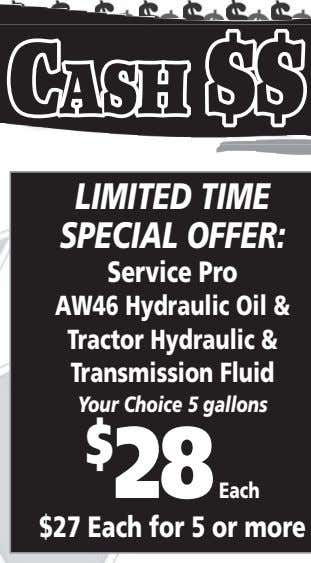 at Mid-Michigan Dis- TURN YOUR JUNK INTO CASH $$ LIMITED TIME SPECIAL OFFER: Service Pro AW46