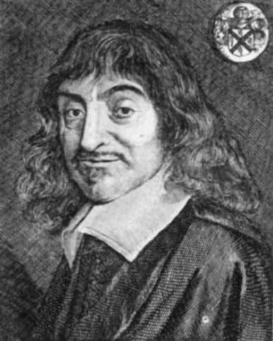 dealt with this by requiring the motion to be an outward Figure 3.6: Rene Descartes. Image