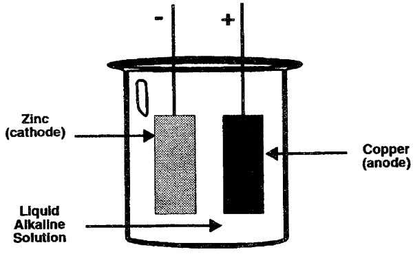 A chemical cell is defined as a device that generates electricity by converting chemical energy to