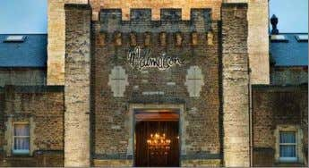 Malmaison Oxford 4* This one time prison is now a stunni ng boutique hotel, offering