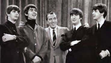Richard Starkey (Ringo Starr) would be a late addition, replacing Pete Best as their drummer at