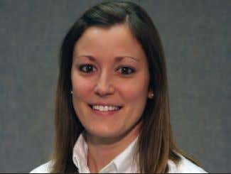 "and drive improvement throughout our organization."" Sara Schmidt Sara Schmidt has been named the new Jasper"