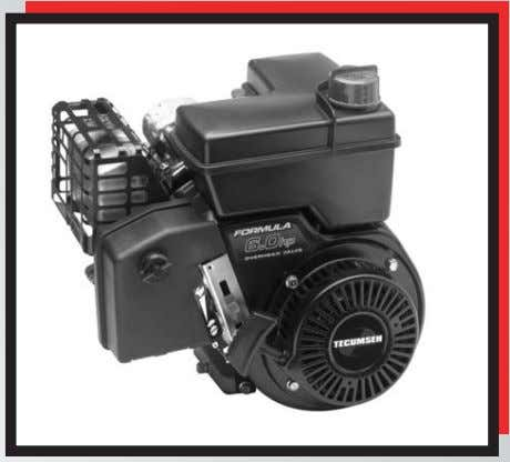Service Engines and Accessories TecumsehPower