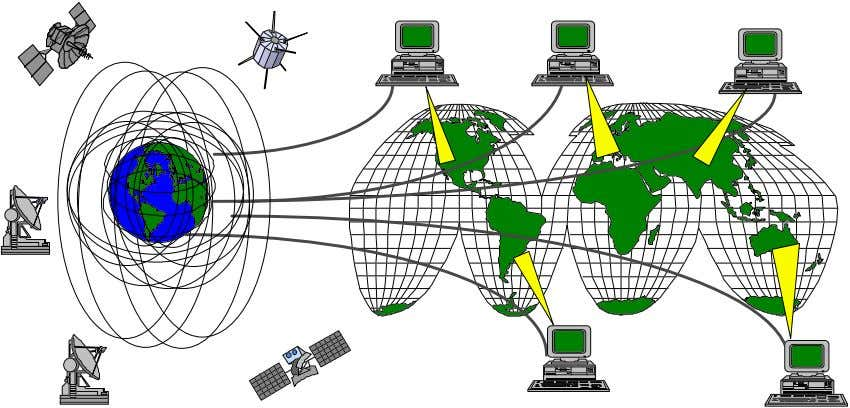 1 This network is depicted schematically in figure 3-1. Source : Microsoft Clipart Gallery 1995 with