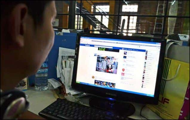 11 Online addictions: is Myanmar at risk? By Chris myers I T ' S a curious