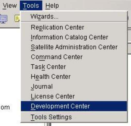 ibm.com/developerWorks developerWorks® If you are going to be using the DC from a UNIX or Linux