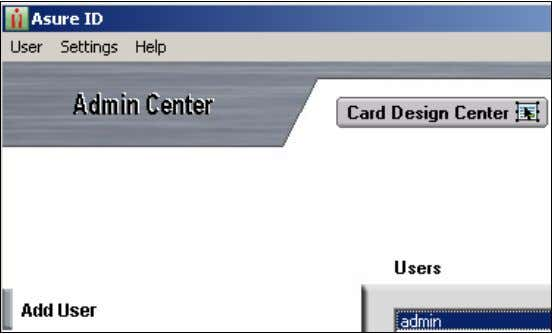 Design Center privileges assigned in your user profile). Step 6 To create a new card template,