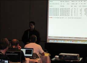 Systems WEP Cloaking Defcon 19 MicrosoP Security Shootout Trainer, 2011 ©SecurityTube.net Caffe LaNe ANack Toorcon
