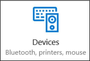 - 17 3.Select Devices > Mouse & touchpad . 4.Now you can adjust the setting s