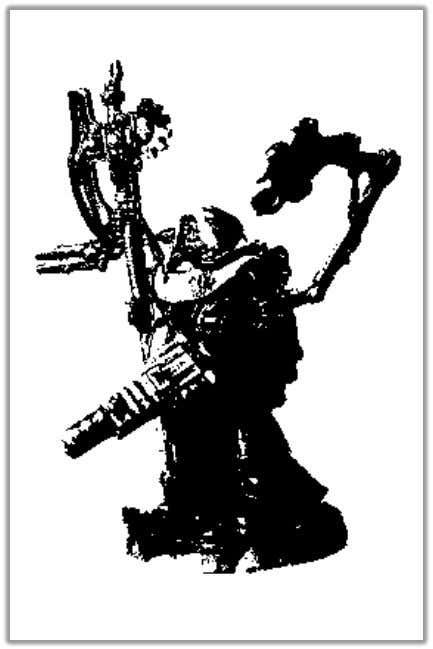 TECH-PRIEST MAGOS Masters of Technology, the Tech-Priests are iconic members of their home planet of Mars