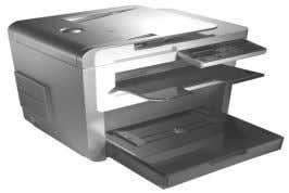 3. Laser Printer – a high-speed, high quality non impact printer. Prints text and graphics in