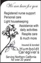We are here for you Registered nurse support Personal care Light housekeeping Assistance with daily