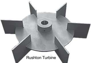 Rushton Turbine