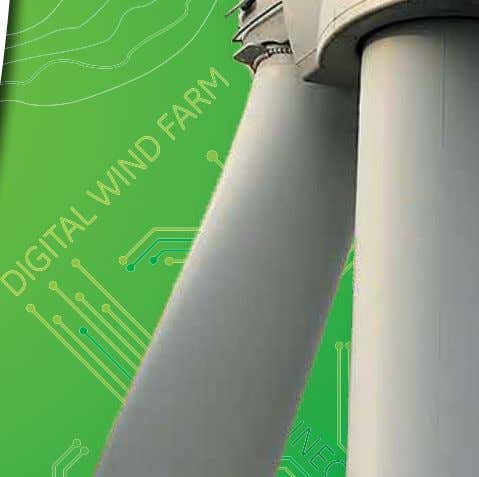 GE Renewable Energy GE's 3 MW Platform POWERFUL A N D E F F I C