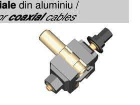 connector for aluminium bundled or coaxial cables SIMBOLIZARE / SYMBOL CDD - C lem ă de