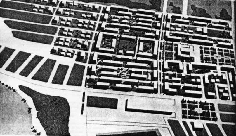 district, 1957. Published in Arhitectura RPR , 7 (1957). 16 Mass housing and collective experience: Romania