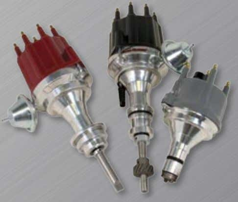 New Products 60,000 Volt Flame-Thrower ® HV Coil New Products For 2007 Flame-Thrower ® Billet Distributors