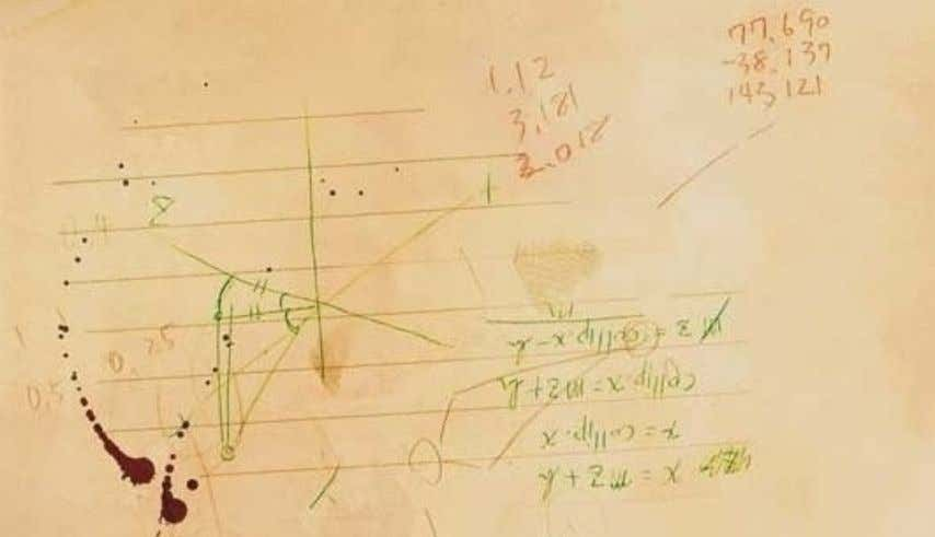 PART 10 Once more, and in order to produce mathematical calculations and geometrical representations, horizontal lines