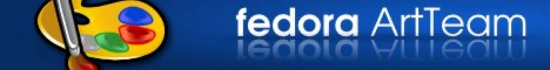 fedora-art-list@redhat.com #fedora-art (irc.freenode.net) ● Design firm for Fedora community: ● Hackergotchi