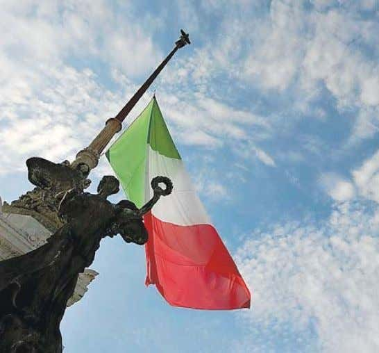 ered for use in surveillance. The interventions came after Mourning … an Italian flag at half