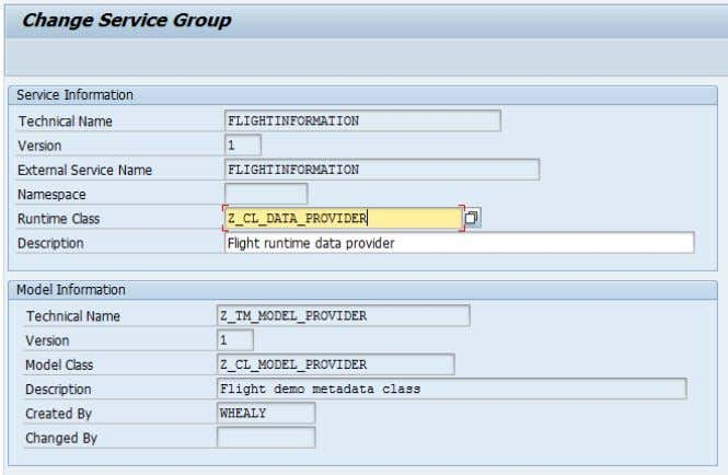 How To Write an OData Channel Gateway Service. Part 1 - The Model Provider Class means