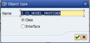 How To Write an OData Channel Gateway Service. Part 1 - The Model Provider Class 4.