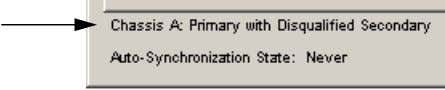 on the redundancy module's status display. Status in RMCT 9. Click OK and close the RMCT.
