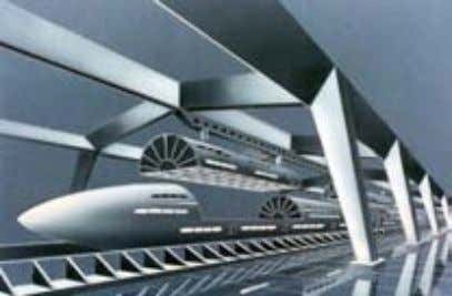 Mag-Lev Trains - Mass Transportation Systems and Monorails While these high-speed, magnetic le vitation trains are
