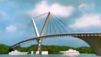 will be used for city to city transportation. Bridges These elegant bridges are designed to carry