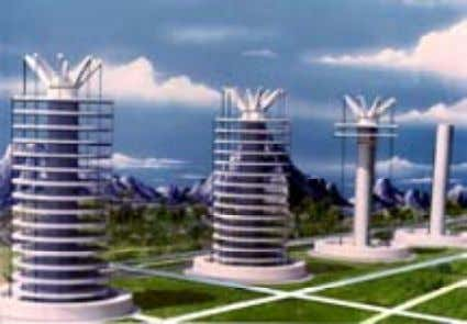 mag-lev transportation. The Construction of Towers These towers are designed specifically for regions where