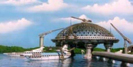 "65 Ocean Mining Mega-Structures These ""cities in the sea"" provide improved mariculture, fresh water production,"
