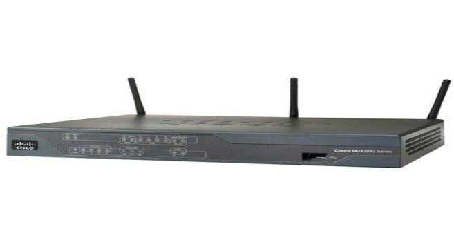 businesses, enterprise small branches, and teleworkers. The Cisco 887V Integrated Services Router provides: 