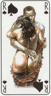 symbolism of modern tarot Lesson 22 : Erotic themed tarots Modern tarot, to some extent, draws