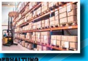 ORDER PROCESSING TRAITEMENT DE COMMANDE PRODUKTION PRODUCTION PRODUCTION LAGERHALTUNG STOCKKEEPING STOCKAGE