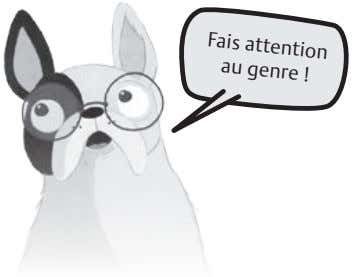 Fais au attention genre !