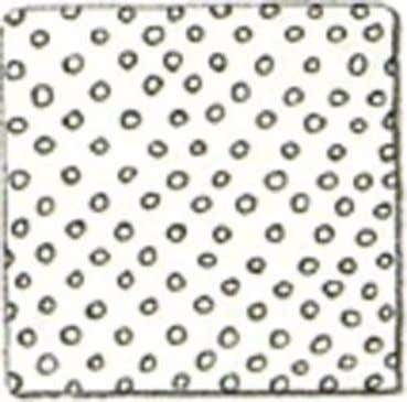 Targets In & Out Polka Dots Slats